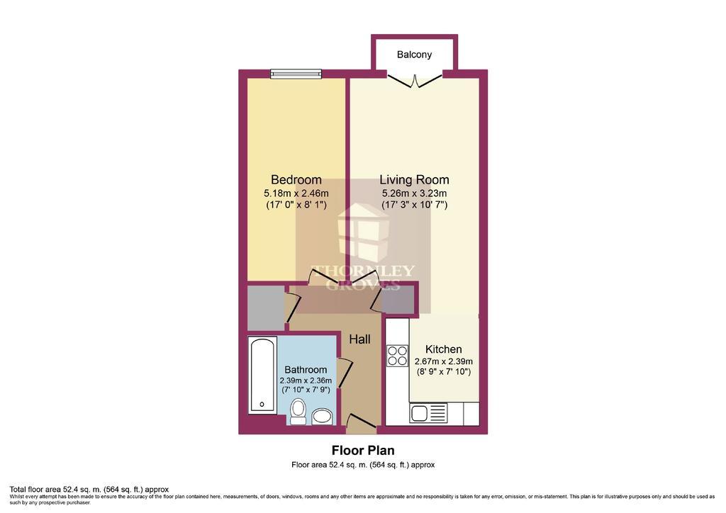 Floorplan 1 of 2: Image 1