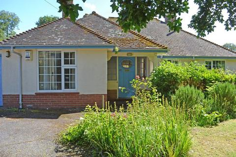 3 bedroom detached bungalow for sale - Salcombe Hill Road, Sidmouth