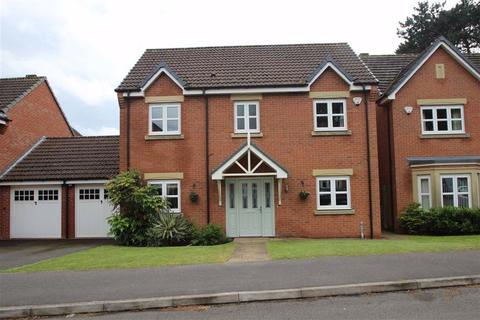 4 bedroom detached house for sale - Highfields Park Drive, Derby