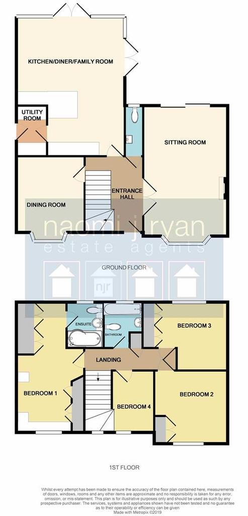 Floorplan: 17 Lichgate Road print.JPG