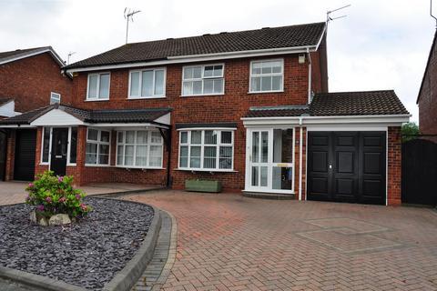 3 bedroom semi-detached house for sale - Hambleton Road, Halesowen