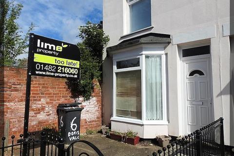 2 bedroom end of terrace house to rent - Doris Vale, Aylesford Street, Hull, HU3 3JL