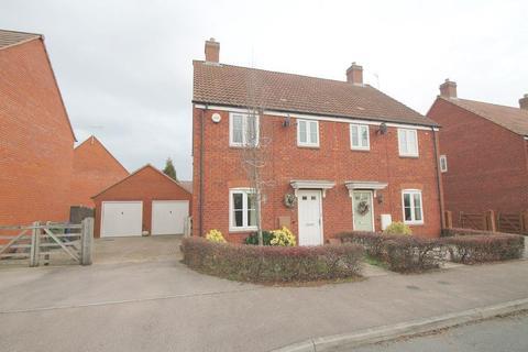 3 bedroom semi-detached house to rent - Nightingale Way, Walton Cardiff, Tewkesbury