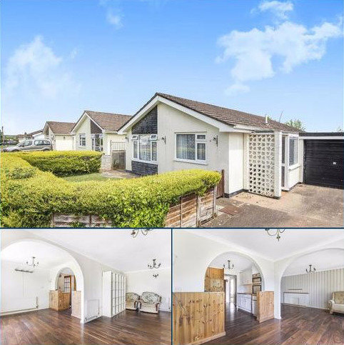 2 bedroom bungalow for sale - Apple Tree Close, Witheridge, Tiverton, Devon, EX16