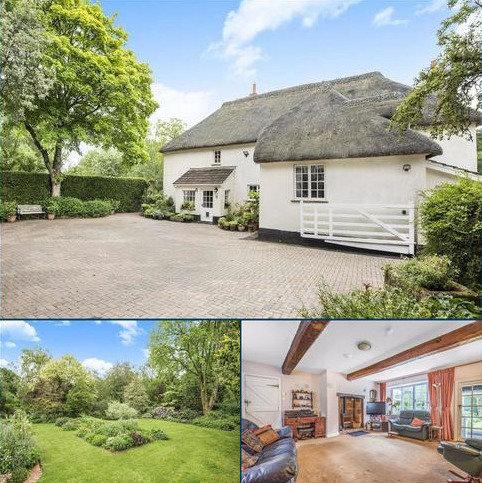 4 bedroom detached house for sale - Cadeleigh, Tiverton, Devon, EX16