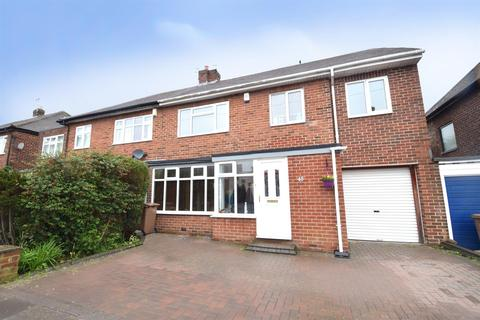 5 bedroom semi-detached house for sale - Valley Gardens, Monkseaton