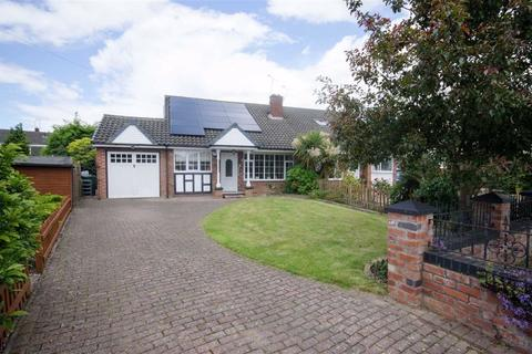 4 bedroom semi-detached bungalow for sale - Gleneagles Close, Vicars Cross, Chester, Chester