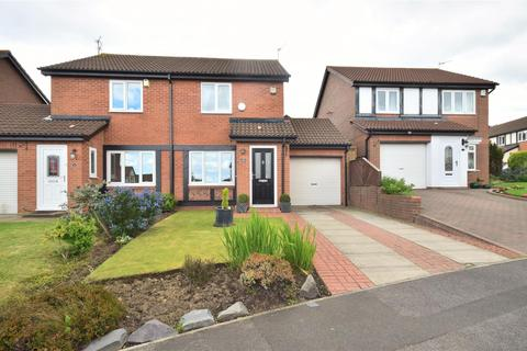 2 bedroom semi-detached house for sale - Craigwell Drive, Thristley Wood, Sunderland