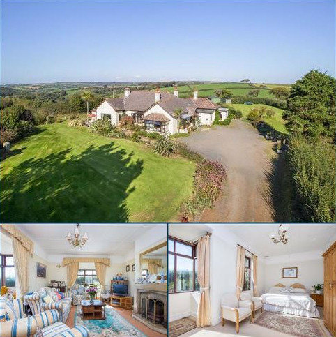 5 bedroom bungalow for sale - Loddiswell, Kingsbridge, Devon, TQ7