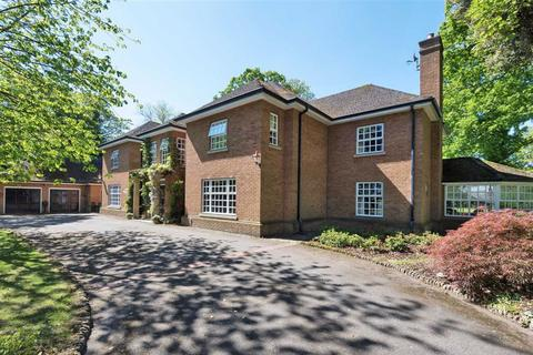 5 bedroom country house for sale - Charleston House, Ness Strange, Shrewsbury, SY4