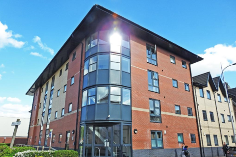 2 bedroom apartment to rent - The Gateway, Reed Street, HU2