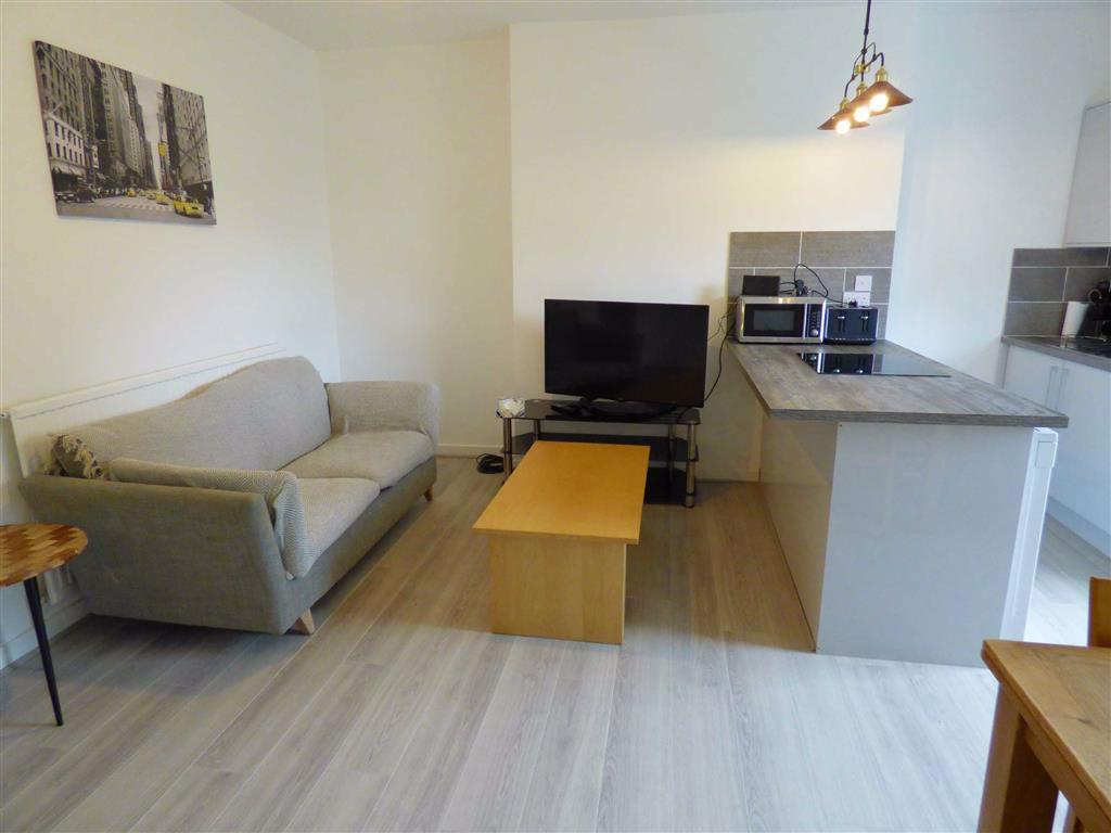 Open Plan Lounge/Kitchen/Diner: