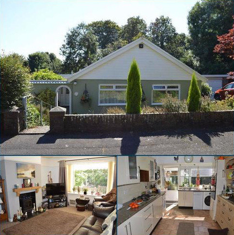 3 bedroom detached bungalow for sale - The Beeches Close, Swansea, SA2