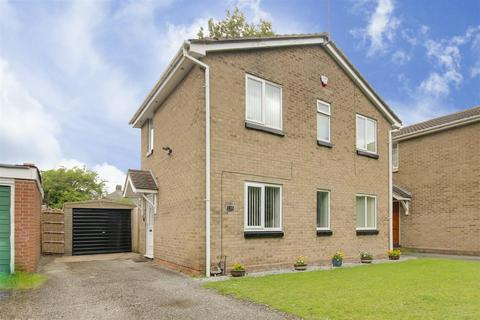 3 bedroom detached house for sale - Shelton Avenue, Hucknall, Nottinghamshire, NG15 7QA