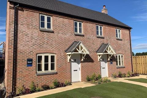 3 bedroom semi-detached house for sale - Plot 18, Bradbery Grove, Syresham