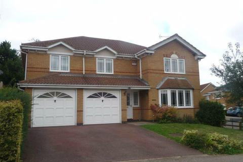 5 bedroom detached house to rent - Knightons Way, Brixworth, Northamptonshire