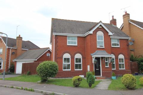 4 bedroom detached house for sale - The Choakles, Wootton, Northampton