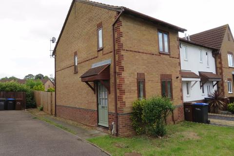 2 bedroom terraced house for sale - Braemar Crescent, East Hunsbury, Northampton