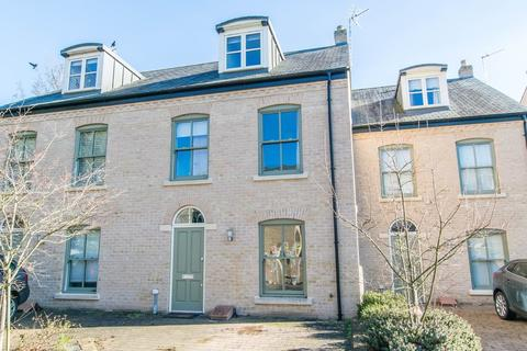 4 bedroom terraced house for sale - Abbey Gardens, Ditton Walk