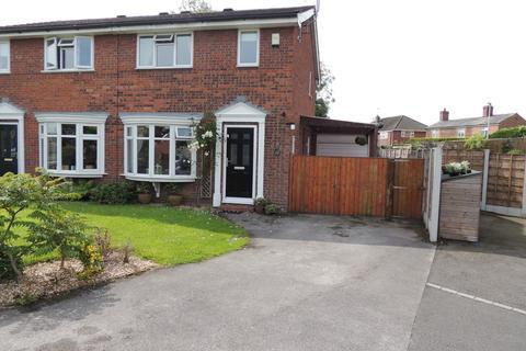 3 bedroom semi-detached house for sale - Stallard Way, Middlewich
