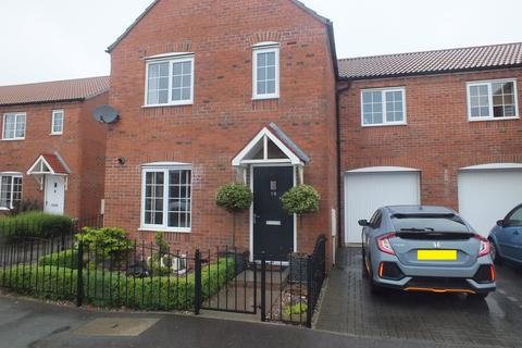 4 bedroom semi-detached house for sale - Nile Drive, Spalding