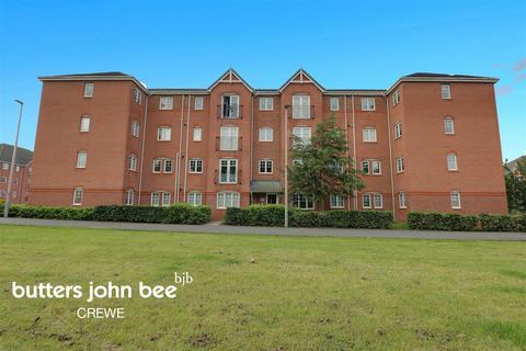 2 bedroom flat for sale - Harrison Drive, Crewe