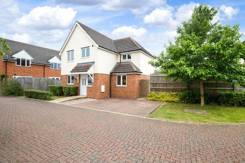 3 bedroom detached house for sale - The Old Wood Yard, Over, Cambridge