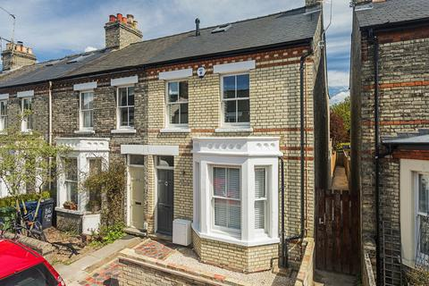 4 bedroom end of terrace house to rent - Cavendish Road, Cambridge