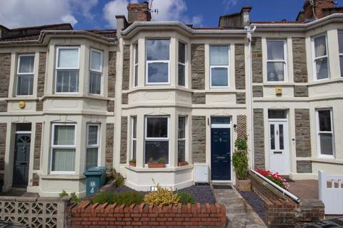 3 bedroom terraced house for sale - Cambridge Crescent, Westbury-On-Trym, Bristol, BS9
