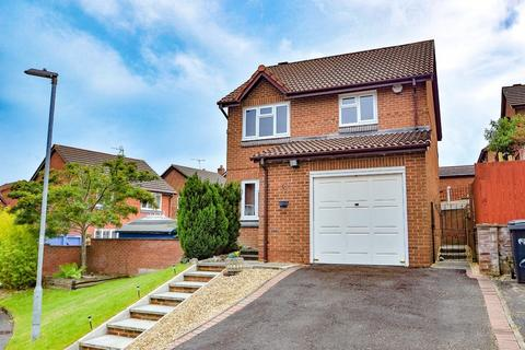 3 bedroom detached house for sale - Northop Close, Connah's Quay, Flintshire