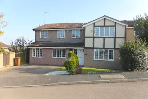 4 bedroom detached house to rent - Holcott Close, Wellingborough, Northamptonshire NN8