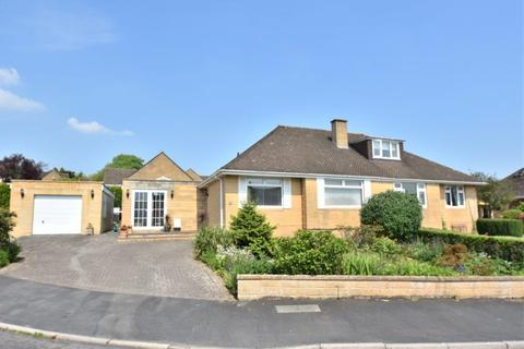 3 bedroom semi-detached bungalow for sale - Warleigh Drive, Batheaston, Bath