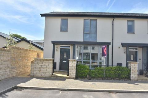 3 bedroom end of terrace house for sale - Waller Gardens, Lansdown, Bath