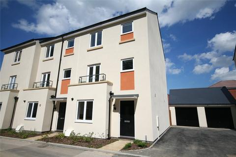 4 bedroom end of terrace house to rent - Cobblestone Way, Cheltenham, Gloucestershire, GL51