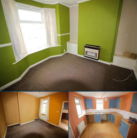 2 bedroom terraced house to rent - Kindersley Street , Middlesbrough  TS3