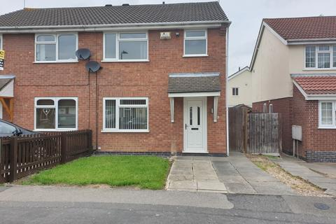 3 bedroom semi-detached house to rent - Hunters Way, Leicester Forest East, LE3