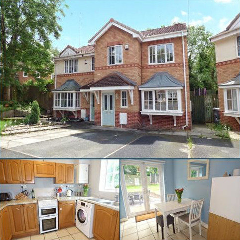3 bedroom semi-detached house for sale - The Coppice, Blackley, Manchester, M9