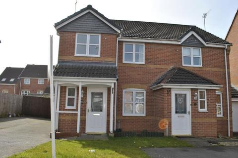 3 bedroom semi-detached house to rent - The Pastures, Oadby, LE2