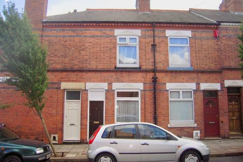 2 bedroom terraced house to rent - Mundella Street, Leicester LE2 1LT