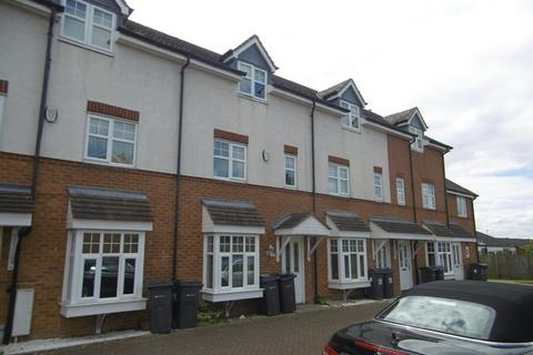 3 bedroom townhouse to rent - Netherhouse Close, Great Barr