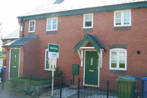 2 bedroom terraced house to rent - Old Brewery Walk, Brackley