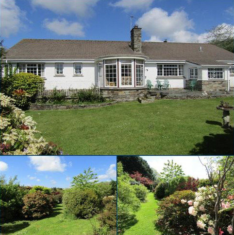 3 bedroom detached bungalow for sale - Well situated, spacious detached 3 bedroom bungalow, Tremeer Lane, St. Tudy, Bodmin PL30