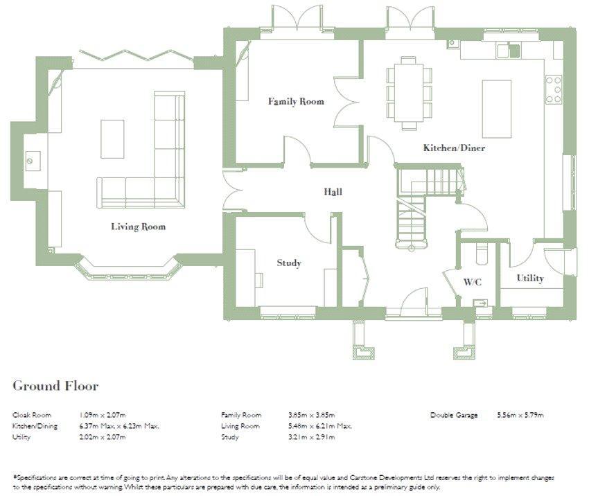Floorplan 1 of 2: Ground Floor Plan