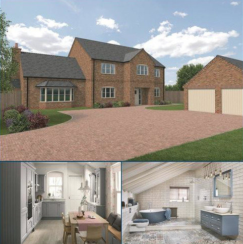 5 bedroom detached house for sale - Cotswold View, Winchcombe Road, Sedgeberrow, Worcestershire, WR11