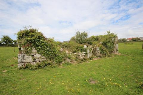 3 bedroom property with land for sale - Derelict Cottage with Planning for new Dwelling, Longdowns, Penryn TR10