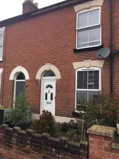 2 bedroom terraced house to rent - Carshalton Road , Norwich NR1