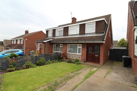 3 bedroom semi-detached house for sale - Ashley Drive, Gonerby Hill Foot, Grantham, NG31