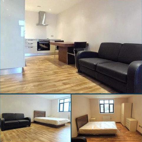 Studio to rent - Clifton Terrace N4