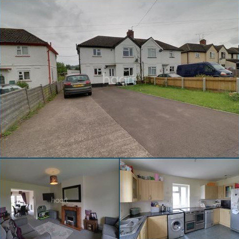 3 bedroom semi-detached house for sale - Rockfield Road, Monmouth
