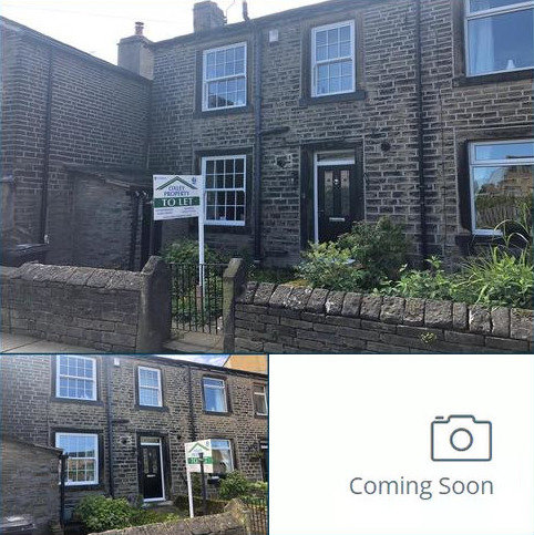 2 bedroom terraced house to rent - Bowling Green Road, Stainland, Halifax HX4